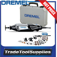 Dremel Rotary Multi Tool + 50 Piece Accessory Set High Performance 4000 - 4/50