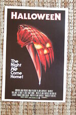 Halloween Lobby Card Movie Poster John Carpenter___