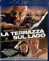 LA TERRAZZA SUL LAGO Samuel L. Jackson, Blu-ray nuovo sigillato