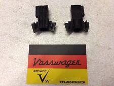 VW Golf MK2 Trasero Portón Trasero Número De Matrícula Bombilla Soportes 191943167 Genuino