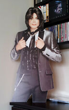 MICHAEL JACKSON Display Stand Up Standee NEW Dirty Diana Xscape Off The Wall Jam