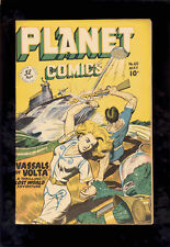 Planet Comics # 60 in VG+ condition