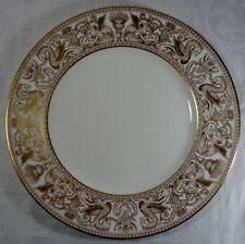 Wedgwood Gold Florentine Dinner Plate