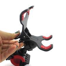 Black Bike Bicycle Handbar Mount Clip Holder Cradle for Mp3/4/Mp5 Gps Smartphone