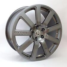 MTM Bimoto Felge 8,5x19 5x112 ET50 Titangrau Rad Alufelge Audi VW Seat Skoda