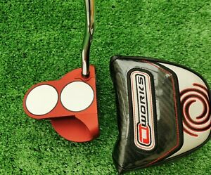 Odyssey O-Works 2-Ball Putter 35 Inch Excellent condition