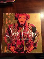 Jimi Hendrix The Ultimate Experience 2-sided Promo Flat 12x12