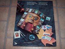 1989 Canada ANNUAL SOUVENIR COLLECTION