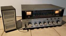 New ListingOriginal Realistic Model Dx-150B Shortwave Ham Radio & Sp-150 Speaker Receiver