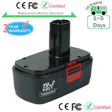 Replacement Battery for Craftsman 19.2 Volt 2.0Ah C3 130279005 11375 11376 11045