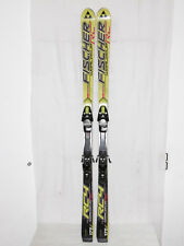 "FISCHER "" RC4 WORLDCUP RC "" TOP SKI RACE CARVER + BINDUNG 175 CM"