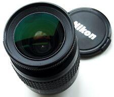 NIKON AF NIKKOR 28-80mm f/3.3-5.6 FULL FRAME FX G Mount Walkabout Zoom Lens