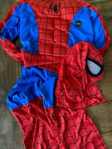 Marks & Spencer Spiderman costume - Age 7-8 years Brand New with tags