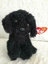NEW Ty Beanie Baby OUTLAW the Dog MWMT Retired Plush Animal Toy Mint w/ Tags