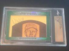 Carl Hubbell 2015 Leaf Cut Signature History of Baseball Auto NY Giants FREE SH