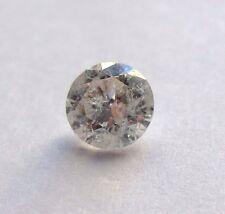 0.89 Carat NATURAL Brilliant Cut Diamond