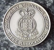 Royal Army Ordnance Corps Rifle Association 1964 Medal
