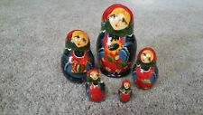 "5 Piece - 5"" Russian Nesting Doll"