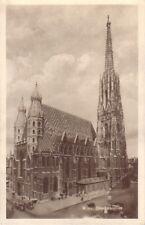 Wien - Stephansdom - 1944 gelaufen!