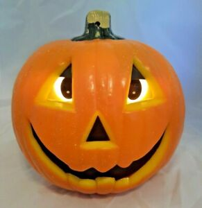 Gemmy Animated Talking Jack O Lantern Light Up Pumpkin Halloween
