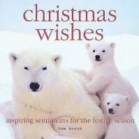 (Very Good)-Christmas Wishes: Inspiring Lessons for the Festive Season (Hardcove