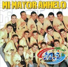 Mi Mayor Anhelo by Banda Sinaloense MS de Sergio Lizárraga (CD BRAND NEW