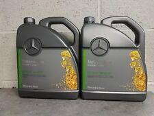 10L Genuine Mercedes Benz 5W30 Low Ash SAPS Engine Oil MB 229.51 Fully Synthetic