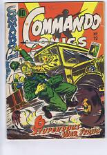Commando Comics #12 Bell Features CANADIAN EDITION