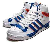 ADIDAS ORIGINALS ATTITUDE HI = SIZE 9.5 = NY KNICKS MENS ATHLETIC SHOES D73897
