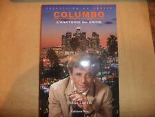 PETER FALK COLUMBO NEW FRENCH BOOK KATE MULGREW PATRICK McGOOHAN