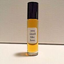 Lilac Perfume Body Oil Roll-on, 8 ml glass bottle