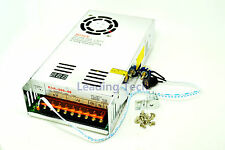 Spindle Power Supply for DC0-48V Ajustable 360W High-speed Air Cool AC110V/220V