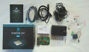 LABISTS Raspberry Pi 4 B Starter Kit w/ 4GB Ram & 32GB Micro SD Card