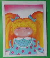 figurines prentjes cromos stickers picture cards 1984 figurine panini camilla 2