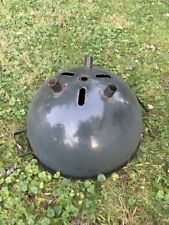 """Vintage Weber Grill Bottom Kettle Only Part 18..5"""" One Touch Faded To Gray BBQ"""