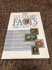 LINN'S U.S. STAMP FACTS, 19TH CENTURY By Eliot A. Landau *Excellent Condition*
