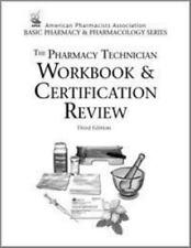Pharmacy Technician Workbook & Certification Review