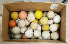 Lot Of 62 Used Lacrosse Balls Various brands