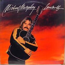 Michael Martin Murphey - Lone Wolf LP Mint- JE 35013 Vinyl 1978 Epic w/Inner
