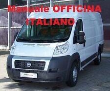 Fiat DUCATO (250) Terza serie 3°  (2006/2014) Manuale Officina ITALIANO