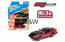 Johnny Lightning Datsun 280ZX 1980 Red 10th Anniversary JLCP7006 1/64