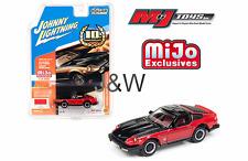 Johnny Lightning Datsun 280ZX 1980 Rojo 10th Aniversario JLCP7006 1/64