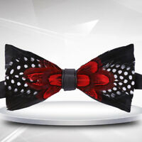 Men's Bow Tie luxury Formal wedding party Necktie Tuxedo Shirt bowknot