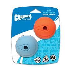Chuckit Whistler Balls Medium 2 Pack
