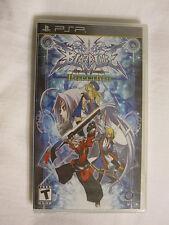 Blazblue Portable Calamity Trigger (PlayStation Portable, PSP) Brand New Sealed~