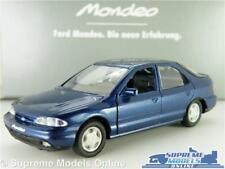 FORD MONDEO MK1 MODEL CAR BLUE 1:43 SCALE GAMA 4 DOOR HATCHBACK 1993 K8