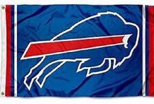 Buffalo Bills Blue Flag Large 3'X5' Banner NFL FREE SHIPPING