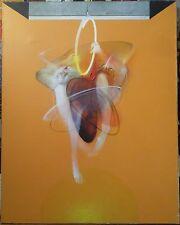 Alirio RODRIGUEZ (1934) huile sur toile 1979 surréalisme