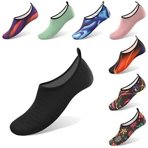VELO Water Shoes Men & Women | Aqua Socks Slip-on For Outdoor Beach Quick-Dry