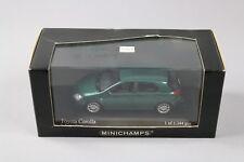 ZC969 Minichamps 400166170 Voiture Miniature 1/43 Toyota Corolla 5 Portes 2001